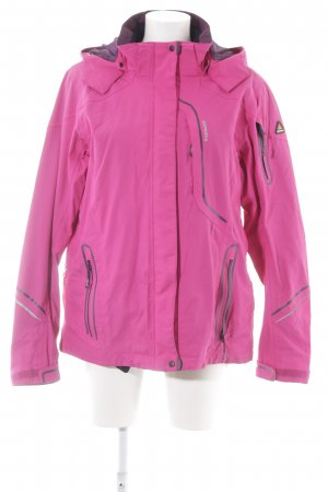 Icepeak Coupe-vent rose-violet style athlétique