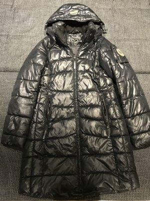 Icepeak Wintermantel black