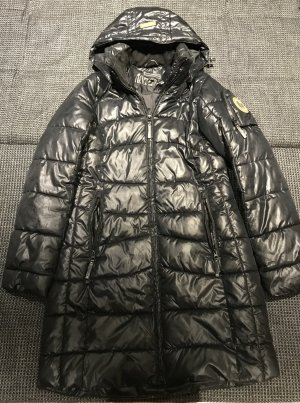 Icepeak Wintermantel black