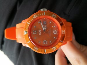 Ice watch Orologio arancione