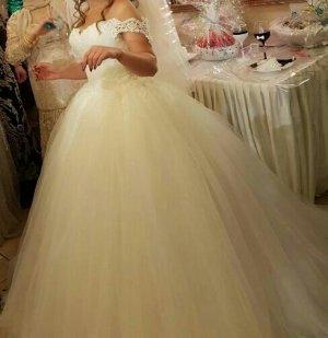 Ich verkaufe mein Brautkleid !