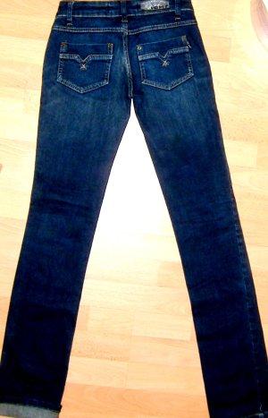 Ichi Denim Jeans Stretch Bleach