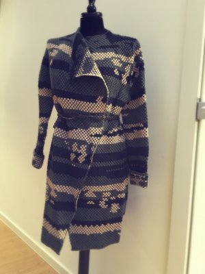 ICHI edler Cardigan Strickmantel Strickjacke