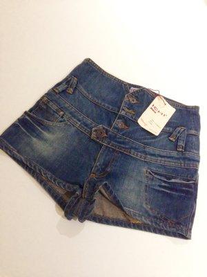 Ichi Jeans Shorts