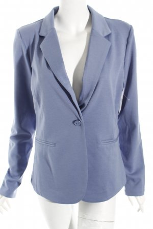 Ichi Jerseyblazer blassblau Business-Look