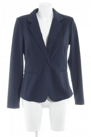 Ichi Jerseyblazer dunkelblau Business-Look