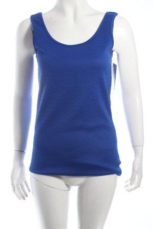 Ichi Jerseykleid blau klassischer Stil