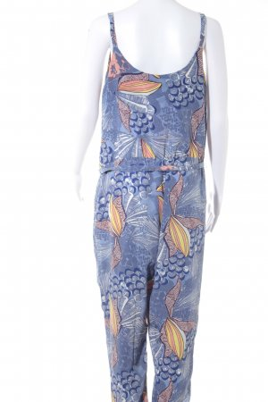 Ichi Jumpsuit florales Muster Business-Look