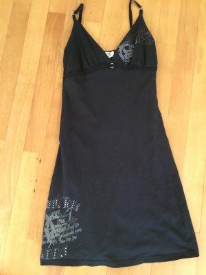 Ichi Kleid mit Strasssteinen Gr S