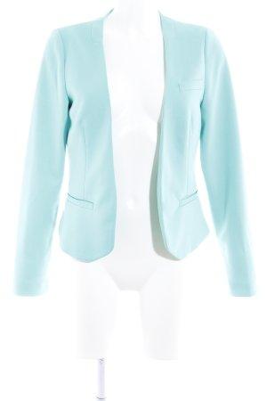 Ichi Kurz-Blazer mint schlichter Stil