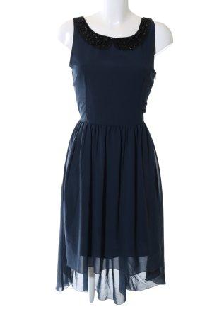 Ichi Midikleid blau Elegant