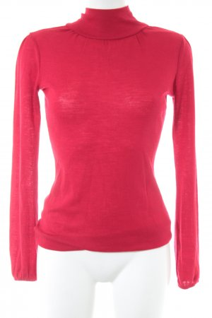 Ichi Strickpullover rot Casual-Look