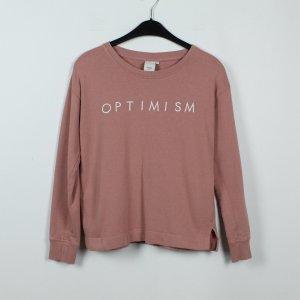 "ICHI Sweatshirt Gr. S altrosa ""Optimism"" (19/09/037)"