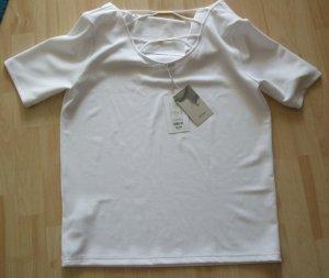 Ichi – T-Shirt mit geschnürter Rückenpartie - NEU