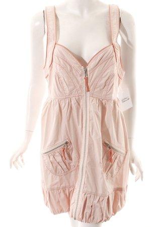Ichi Trägerkleid rosé Casual-Look