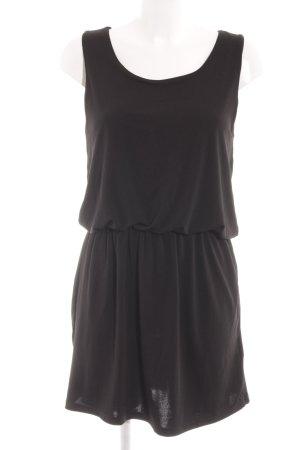 Ichi Trägerkleid schwarz schlichter Stil
