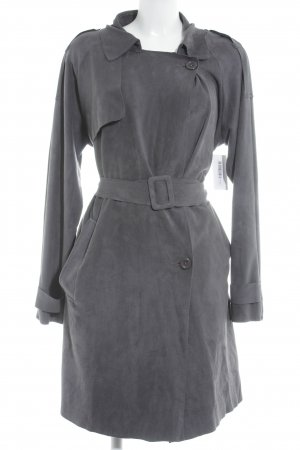 Ichi Trenchcoat anthrazit Casual-Look