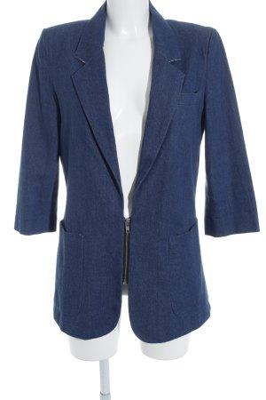 Ichi Übergangsjacke blau Casual-Look