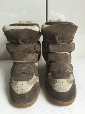 Iconic Isabel Marant Wedge Sneaker