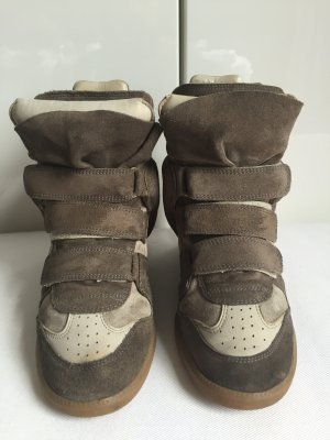 Iconic Isabel Marant Wedge Sneaker