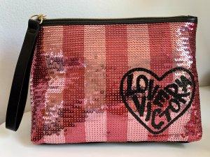 72706a74fa9 Victoria's Secret Bolso de mano marrón-negro-rosa