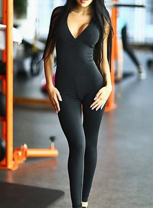 Ideal für Fitness & Freizeit, figurbetonter Jumpsuit