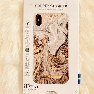 Ideal of Sweden Golden Glamour IPhone XS Max NEU