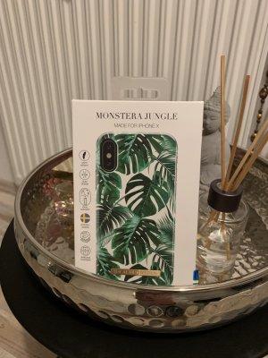 Mobile Phone Case white-green