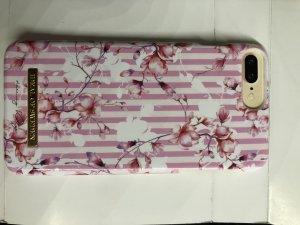 Ideal Étui pour téléphone portable blanc-rose