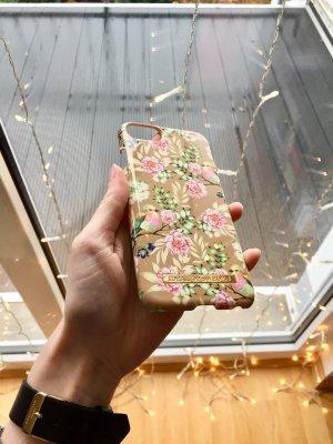 Hoesje voor mobiele telefoons goud-roségoud