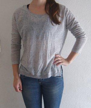 iheart Glitzerpullover Sweatshirt Sweater Glitzer Langarm Shirt