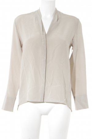 iheart Langarm-Bluse graubraun Casual-Look