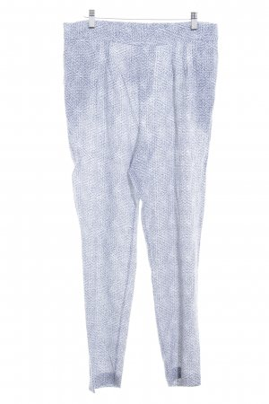 iheart Stoffhose abstraktes Muster Casual-Look