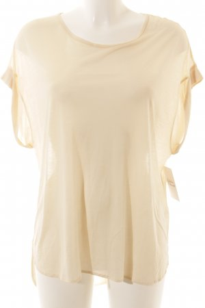 iheart T-Shirt creme Casual-Look