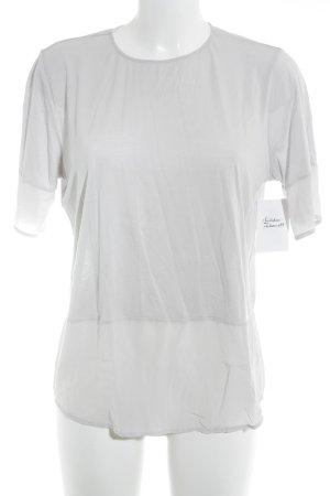 iheart T-shirt grigio chiaro stile casual