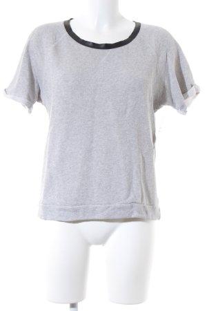 iheart T-Shirt meliert Casual-Look
