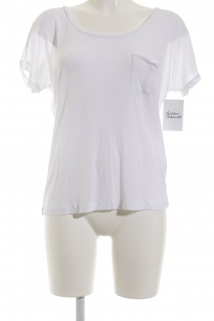 iheart T-Shirt weiß Casual-Look