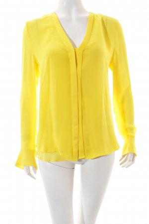 iheart Woven Twin Set yellow casual look