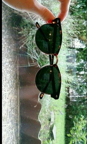 Ikki Sonnenbrille leomuster