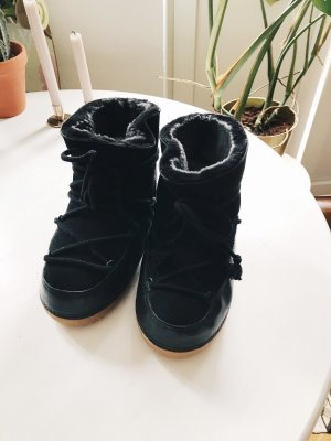Ikkii Boots schwarz 40