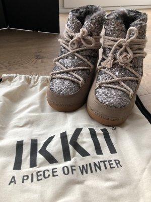 Ikkii bzw Inuikkii Stiefel beige 38