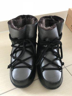 Ikkii Snow Boots black-anthracite