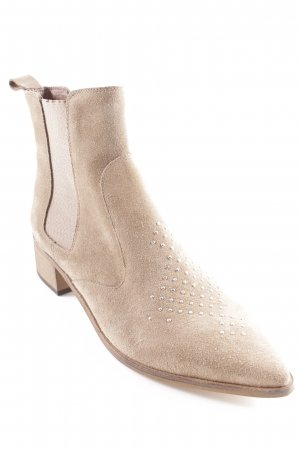 Ikks Chelsea Boot marron clair style campagnard