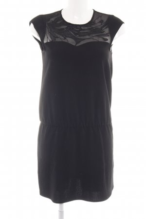 Ikks Minikleid schwarz Elegant