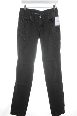 Ikks Slim Jeans schwarz Casual-Look