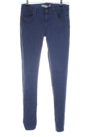 Ikks Stoffhose blau Casual-Look