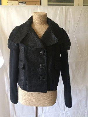 Leder Walter Pea Jacket black