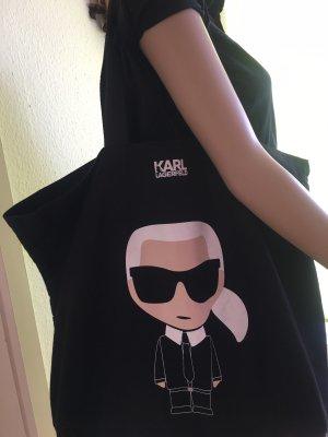 Ikonik Karl Lagerfeld Shopping Bag