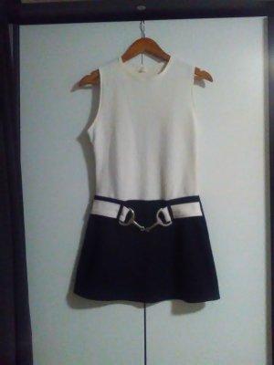 Ikonisches Mini Kleid Minikleid 70er Vintage