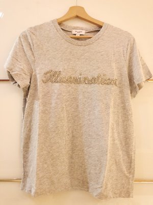 Bik Bok T-shirt argento Cotone
